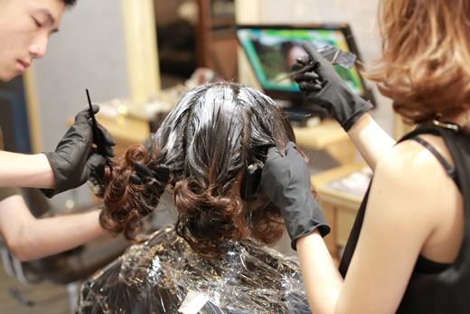 竹北髮型設計師