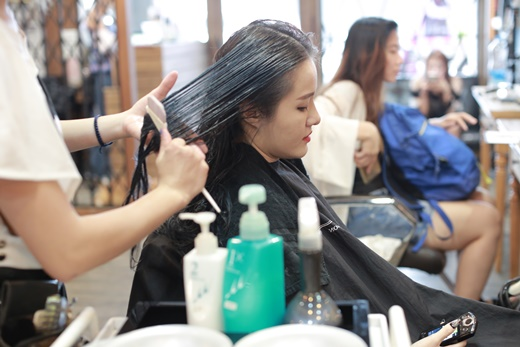 中壢髮型設計師