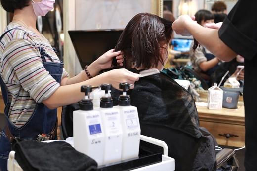 新竹髮型設計師