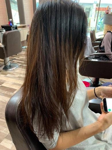 台中豐原燙髮