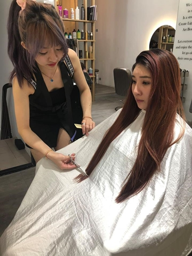 一中髮型設計師
