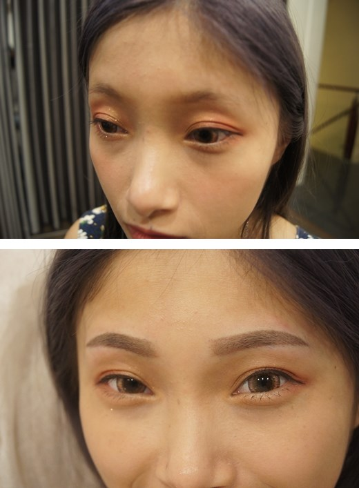 台中紋眼線