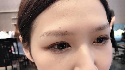 【飄眉】台中紋眉推薦就到樂比美學●台中霧眉好專業!漸層時尚感~自然眉型好漂亮!繡眉技術超推薦的!