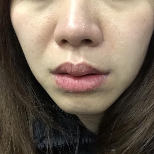 【繡唇】高雄紋唇 網美都推薦的Double Q繡唇老師超級資深又專業|粉紅芭比裸唇色讓我看起來更年輕更白皙