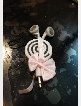 棒棒糖耳機