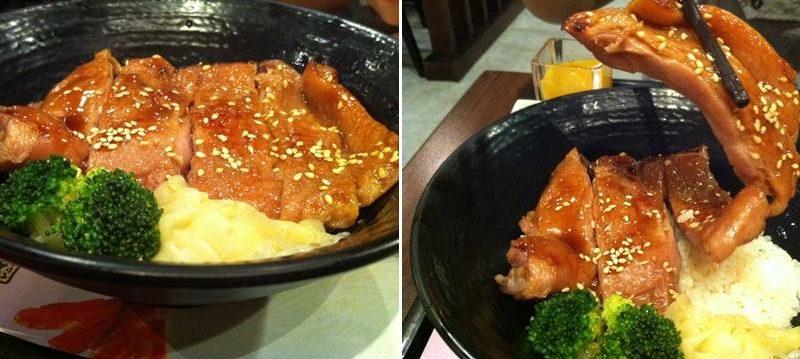 台中餐廳 訂食8保有濃濃日本風味的定食套餐