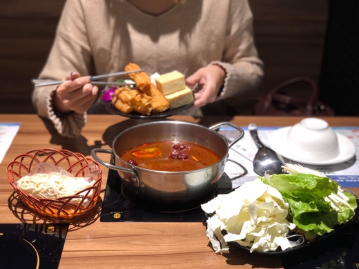 台中一中餐廳