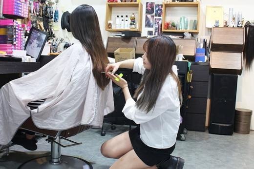 髮型設計師評價