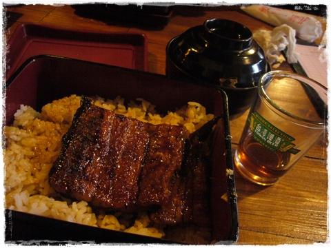 台中鰻魚飯