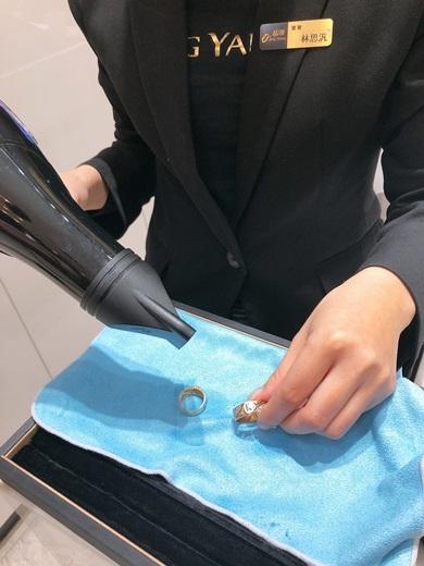 金飾專業清洗