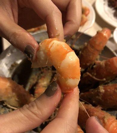 新竹美食泰國蝦