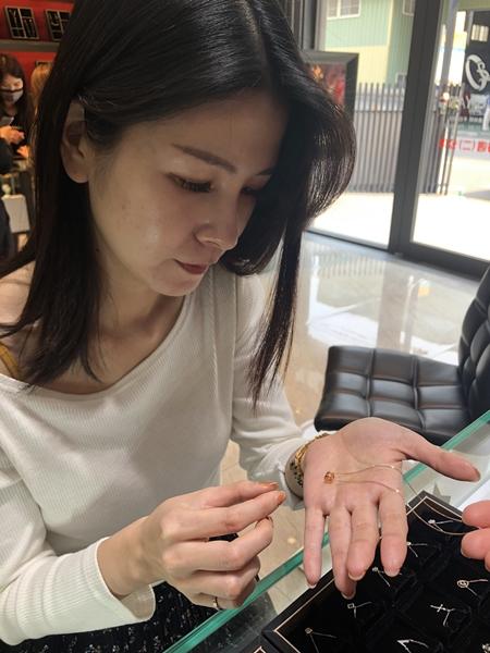 GIA鑽石項鍊