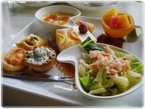 台中下午茶印月創意東方宴餐廳